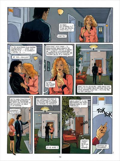 Page 0 niklos koda tome 2 - le dieu des chacals