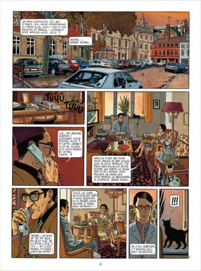 Page 3 niklos koda tome 2 - le dieu des chacals