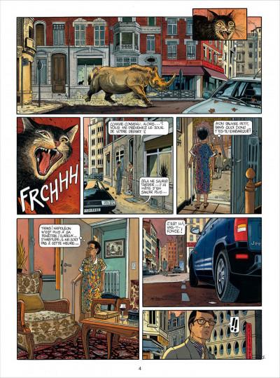 Page 4 niklos koda tome 2 - le dieu des chacals