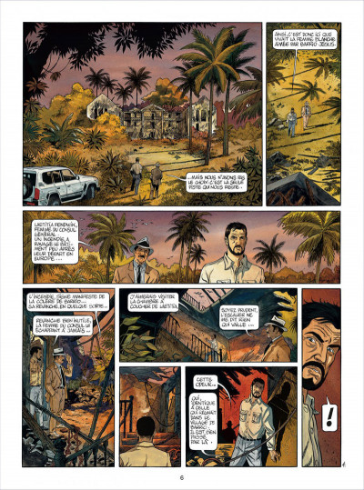 Page 6 niklos koda tome 2 - le dieu des chacals