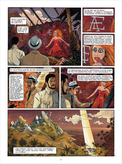 Page 7 niklos koda tome 2 - le dieu des chacals