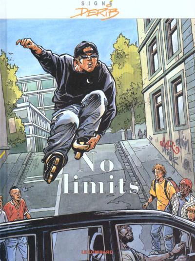 Couverture No limits