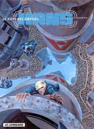 Couverture Hans tome 12 - le pays des abysses