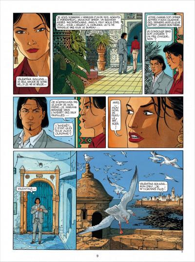 Page 9 niklos koda tome 3 - inch'allah