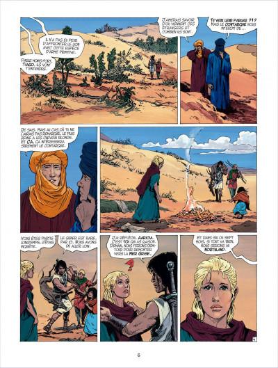 Page 6 thorgal tome 26 - le royaume sous le sable