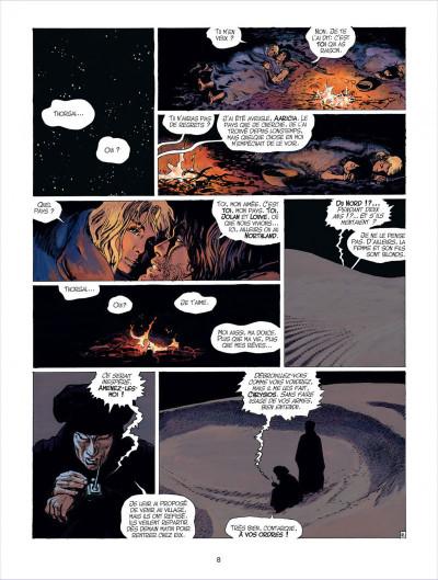 Page 8 thorgal tome 26 - le royaume sous le sable