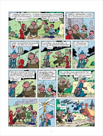 Page 4 léonard tome 10 - la guerre des génies