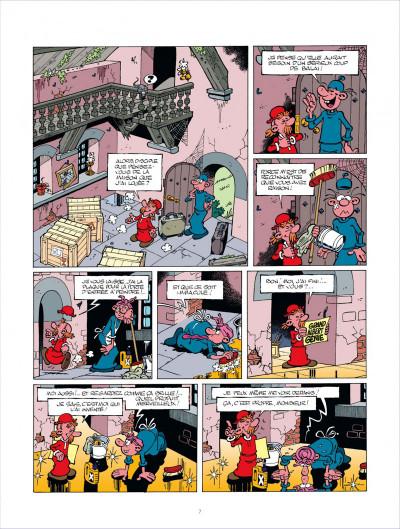 Page 7 léonard tome 10 - la guerre des génies