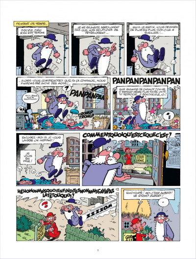 Page 8 léonard tome 10 - la guerre des génies
