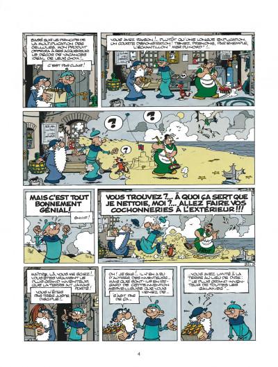 Page 4 léonard tome 21 - un air de génie