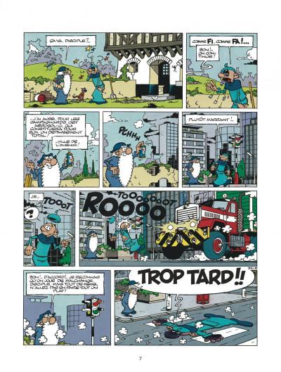 Page 7 léonard tome 21 - un air de génie