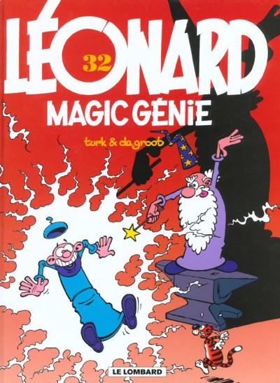 image de léonard tome 32 - magic génie