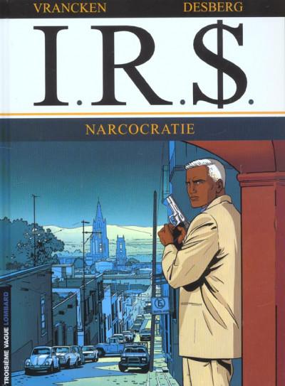 image de IRS tome 4 - narcocratie
