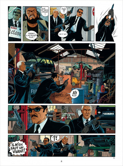 Page 8 niklos koda tome 4 - valses maudites