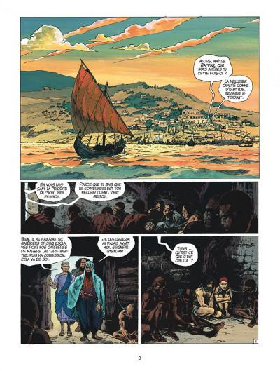 Page 3 thorgal tome 27 - le barbare