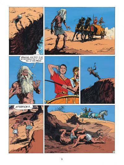 Page 9 thorgal tome 27 - le barbare