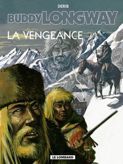 Couverture buddy longway tome 11 - la vengeance