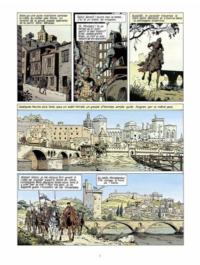 Page 4 vasco tome 2 - le prisonnier de satan