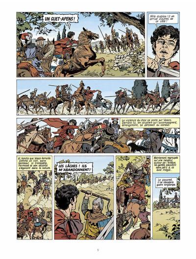 Page 6 vasco tome 2 - le prisonnier de satan