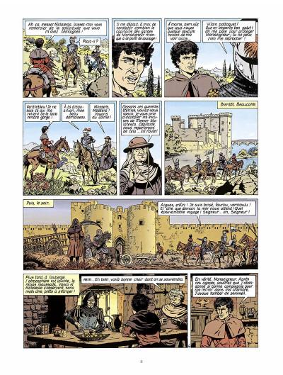 Page 9 vasco tome 2 - le prisonnier de satan