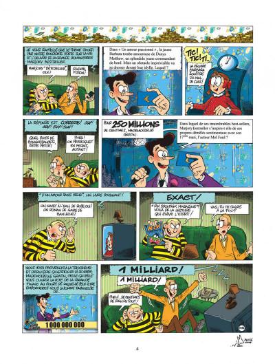 Page 4 l'élève ducobu tome 10 - miss dix sur dix