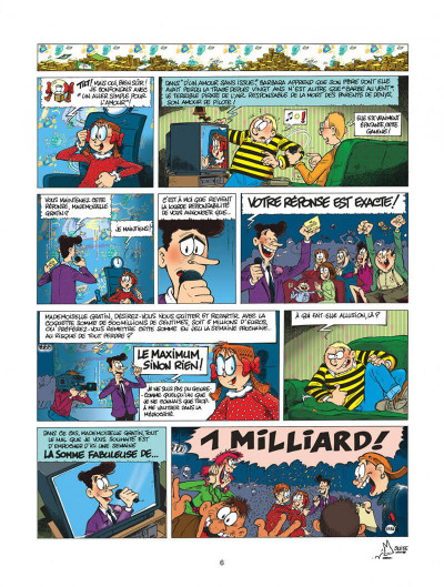 Page 6 l'élève ducobu tome 10 - miss dix sur dix