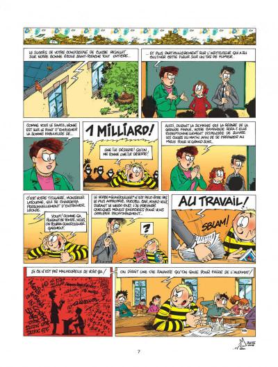 Page 7 l'élève ducobu tome 10 - miss dix sur dix