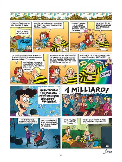 Page 8 l'élève ducobu tome 10 - miss dix sur dix