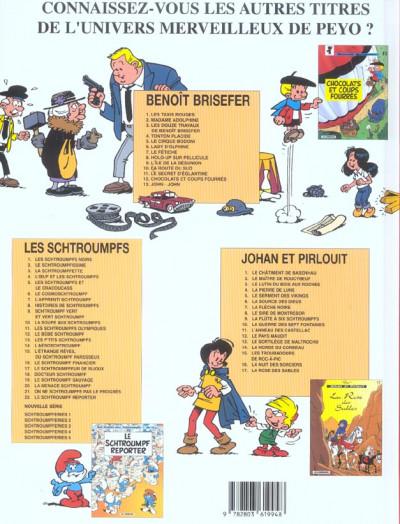 Dos benoît brisefer tome 13 - john-john