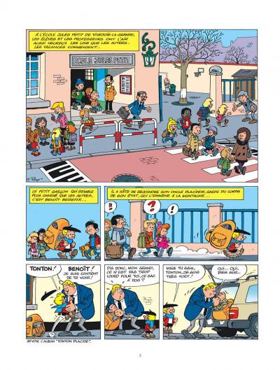 Page 3 benoît brisefer tome 13 - john-john