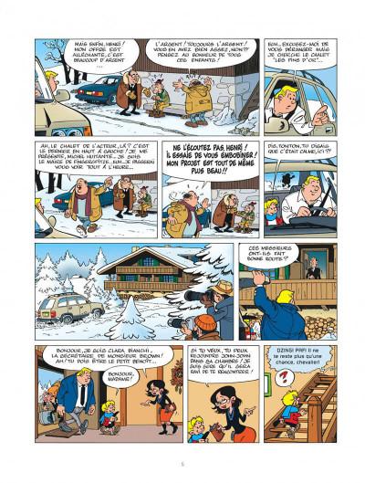 Page 5 benoît brisefer tome 13 - john-john