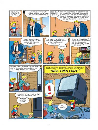 Page 7 benoît brisefer tome 13 - john-john