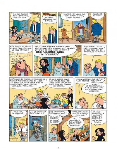 Page 8 benoît brisefer tome 13 - john-john