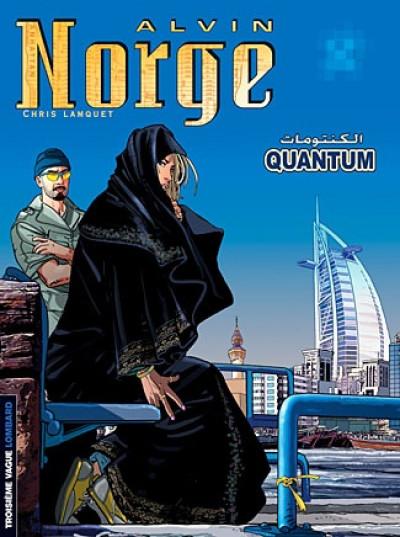 image de alvin norge tome 5 - quantum