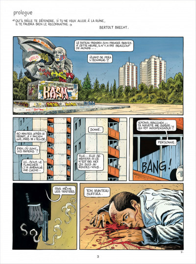 Page 3 niklos koda tome 6 - magie noire