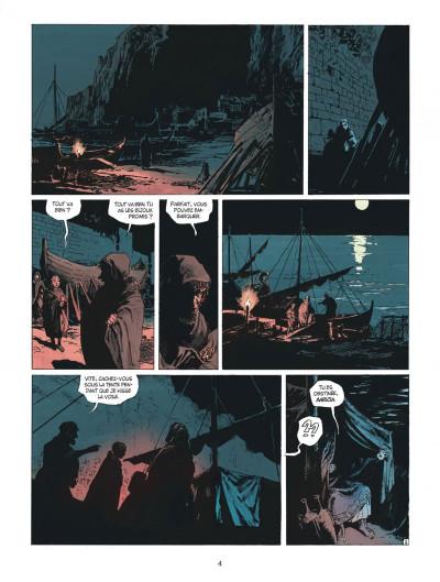 Page 4 thorgal tome 28 - kriss de valnor