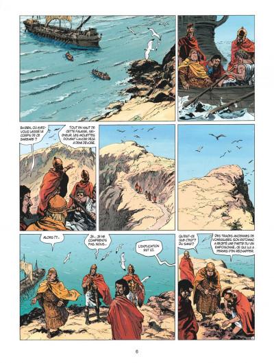 Page 6 thorgal tome 28 - kriss de valnor