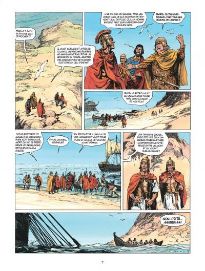 Page 7 thorgal tome 28 - kriss de valnor