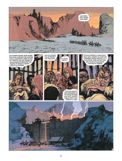 Page 8 thorgal tome 28 - kriss de valnor