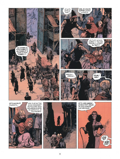 Page 9 thorgal tome 28 - kriss de valnor