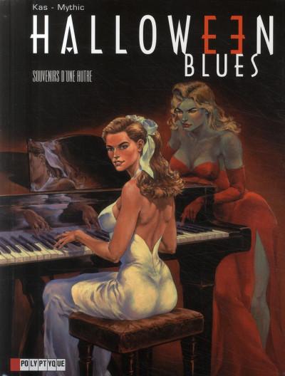 Couverture halloween blues tome 3 - souvenirs d'une autre