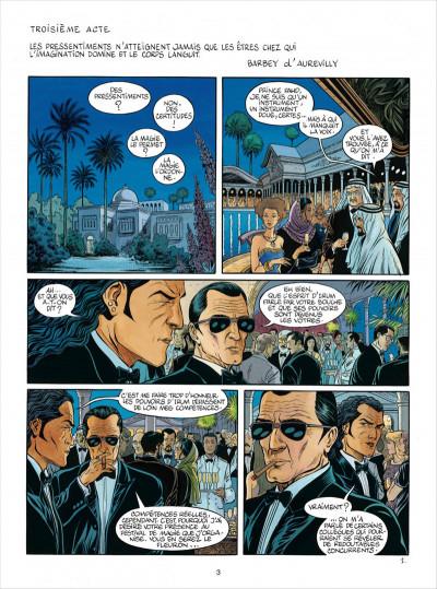 Page 3 niklos koda tome 7 - magie blanche