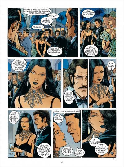 Page 4 niklos koda tome 7 - magie blanche