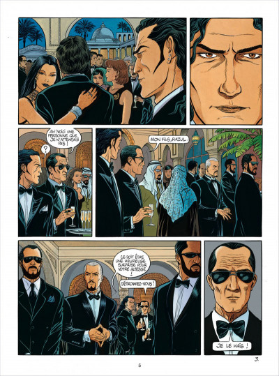 Page 5 niklos koda tome 7 - magie blanche