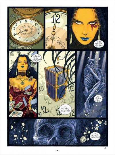 Page 6 niklos koda tome 7 - magie blanche