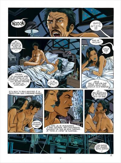 Page 7 niklos koda tome 7 - magie blanche