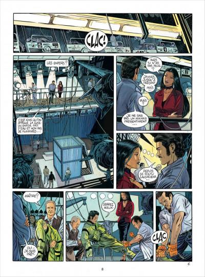 Page 8 niklos koda tome 7 - magie blanche