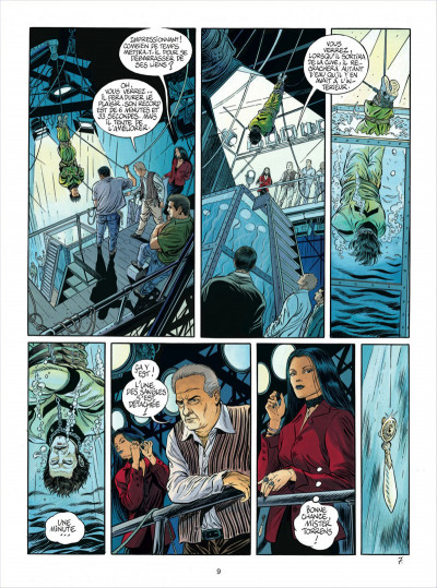 Page 9 niklos koda tome 7 - magie blanche