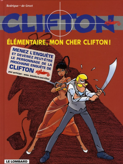 Couverture Clifton tome 20