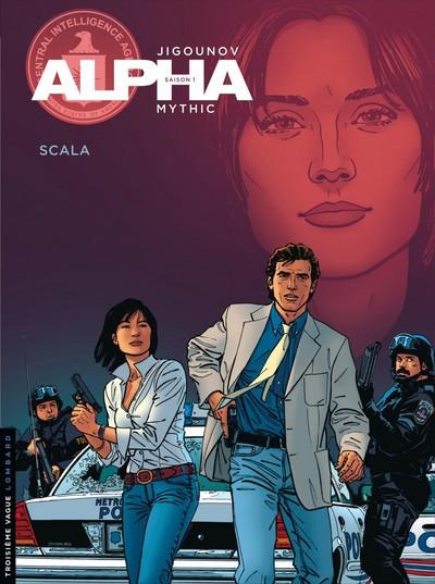 Couverture Alpha tome 9